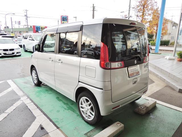 「スズキ」「スペーシア」「コンパクトカー」「富山県」の中古車9