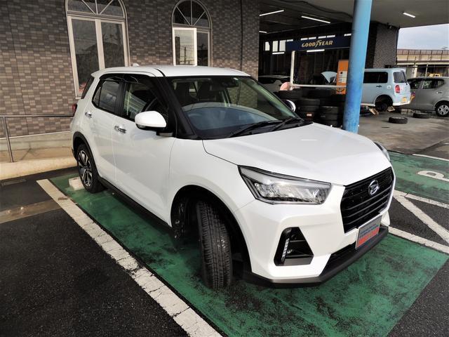 「ダイハツ」「ロッキー」「SUV・クロカン」「富山県」の中古車6