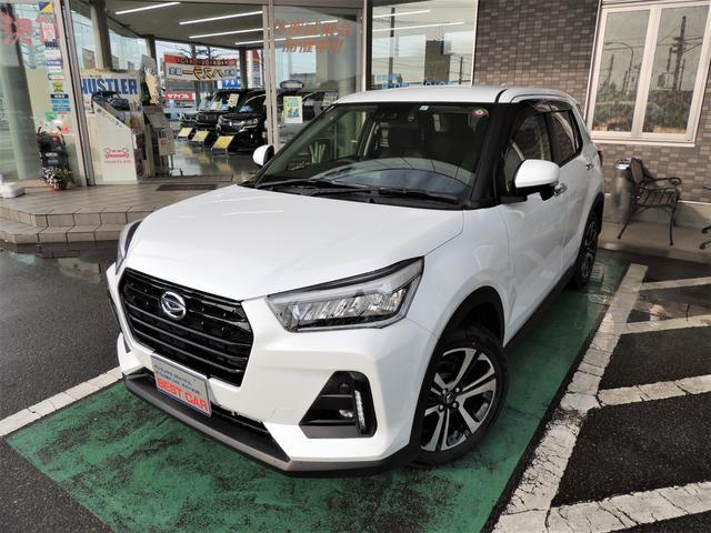 「ダイハツ」「ロッキー」「SUV・クロカン」「富山県」の中古車7