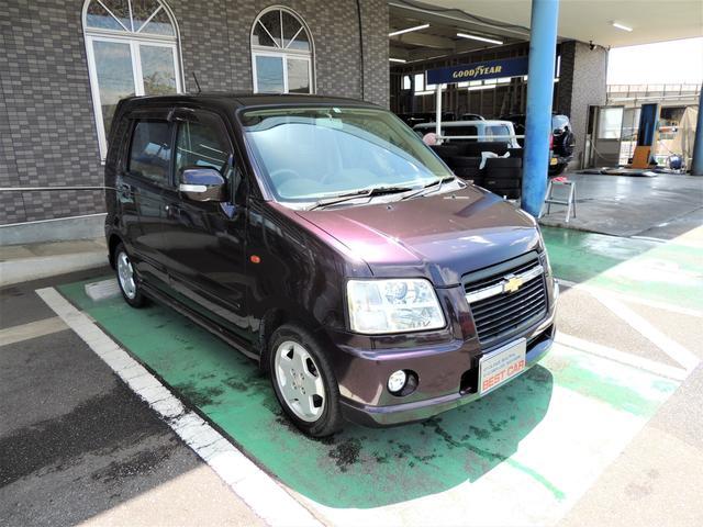 「シボレー」「シボレーMW」「ミニバン・ワンボックス」「富山県」の中古車4
