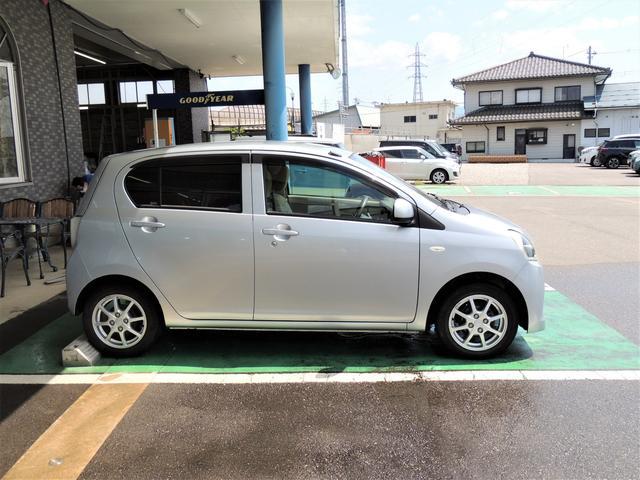 「ダイハツ」「ミライース」「軽自動車」「富山県」の中古車4