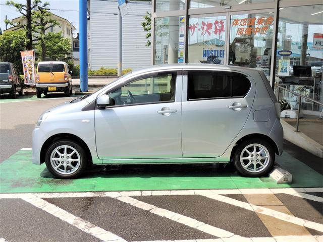 「ダイハツ」「ミライース」「軽自動車」「富山県」の中古車5