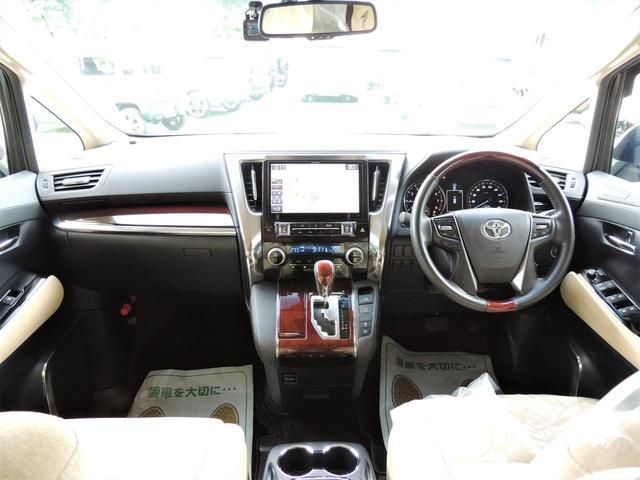 2.5V 10インチナビ 12.8フリップダウンモニター ドラレコ ETC 両側パワスラ パワーシート 社外19インチアルミ 純正18インチ車内積込(19枚目)