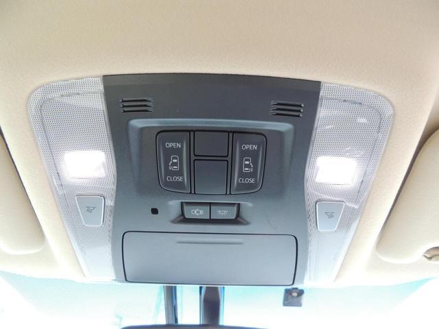 2.5V 10インチナビ 12.8フリップダウンモニター ドラレコ ETC 両側パワスラ パワーシート 社外19インチアルミ 純正18インチ車内積込(27枚目)