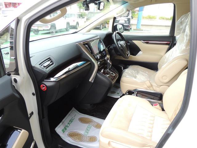 2.5V 10インチナビ 12.8フリップダウンモニター ドラレコ ETC 両側パワスラ パワーシート 社外19インチアルミ 純正18インチ車内積込(30枚目)