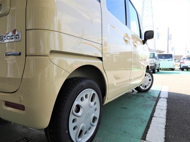ハイブリッドG 前後ブレーキサポート 届出済み未使用車 スマートキー 両側スライドドア シートヒーター(11枚目)