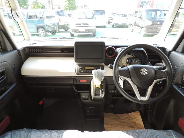 ハイブリッドG 前後ブレーキサポート 届出済み未使用車 スマートキー 両側スライドドア シートヒーター(13枚目)