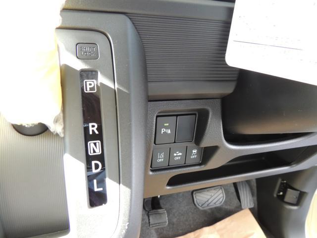ハイブリッドG 前後ブレーキサポート 届出済み未使用車 スマートキー 両側スライドドア シートヒーター(16枚目)