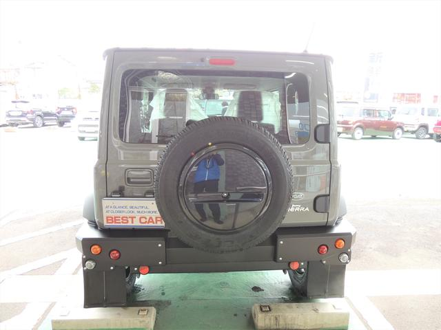 「スズキ」「ジムニーシエラ」「SUV・クロカン」「富山県」の中古車3