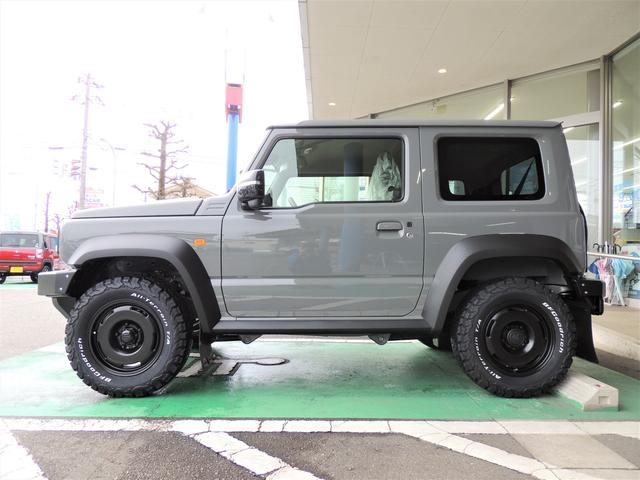 「スズキ」「ジムニーシエラ」「SUV・クロカン」「富山県」の中古車5