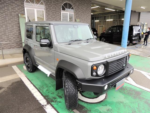 「スズキ」「ジムニーシエラ」「SUV・クロカン」「富山県」の中古車6