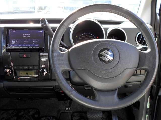 スズキ ワゴンR スティングレーX HDDナビ フルセグTV スマートキー