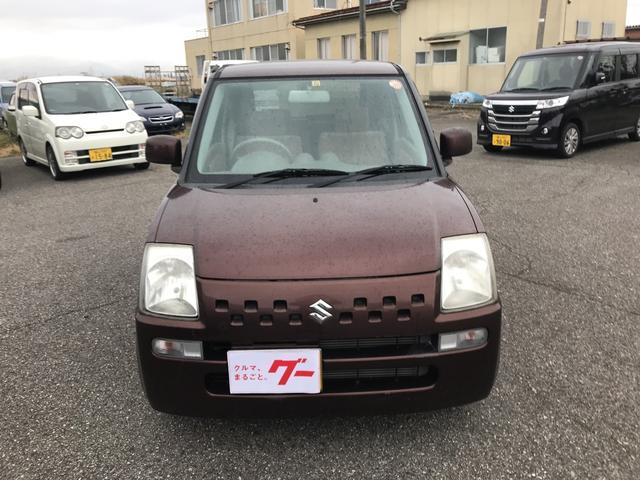 X 軽自動車 マルーンブラウンパール AT AC 4名乗り(3枚目)
