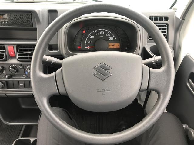 KCエアコン・パワステ 5速MT 4WD(8枚目)