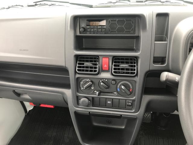 KCエアコン・パワステ 5速MT 4WD(11枚目)