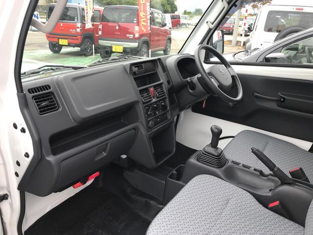 KCエアコン・パワステ 5速MT 4WD(18枚目)