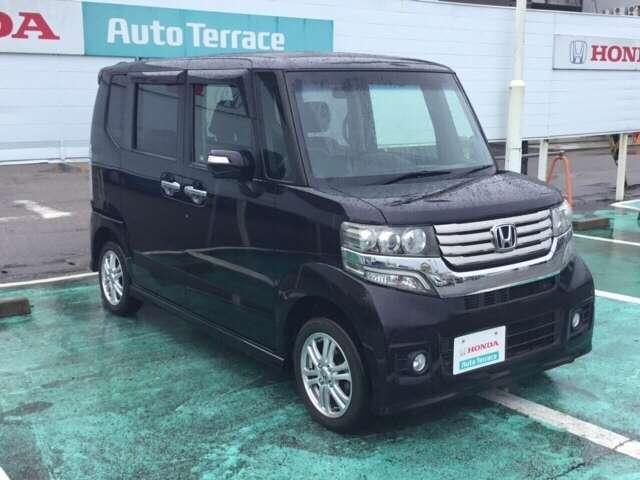 「ホンダ」「N-BOXカスタム」「コンパクトカー」「富山県」の中古車3