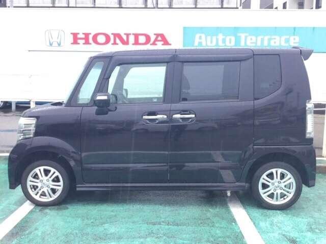 「ホンダ」「N-BOXカスタム」「コンパクトカー」「富山県」の中古車4
