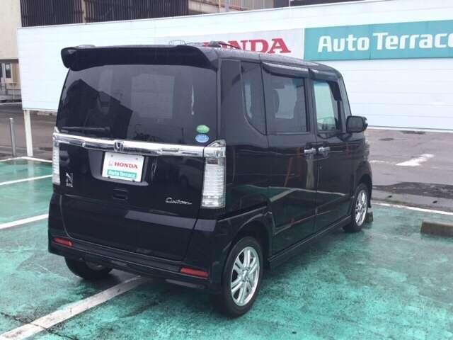 「ホンダ」「N-BOXカスタム」「コンパクトカー」「富山県」の中古車7