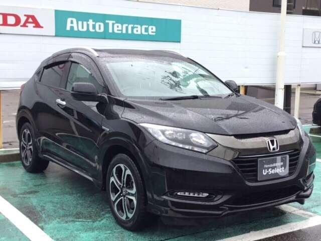 「ホンダ」「ヴェゼル」「SUV・クロカン」「富山県」の中古車3