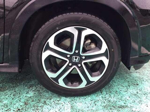 「ホンダ」「ヴェゼル」「SUV・クロカン」「富山県」の中古車19