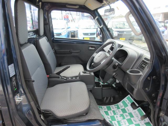 KCスペシャル 4WD エアコン&パワステ キーレス(11枚目)