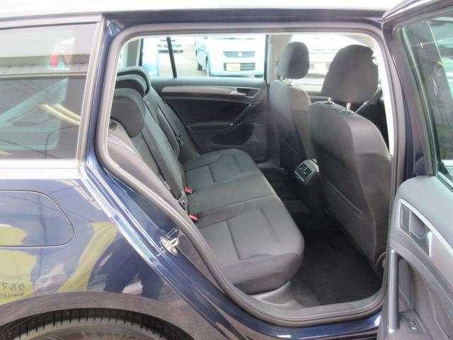 「フォルクスワーゲン」「VW ゴルフヴァリアント」「ステーションワゴン」「富山県」の中古車7