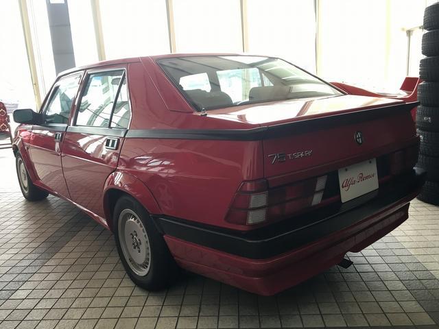 すべてのモデル アルファ ロメオ アルファ75 ツインスパーク : autos.goo.ne.jp
