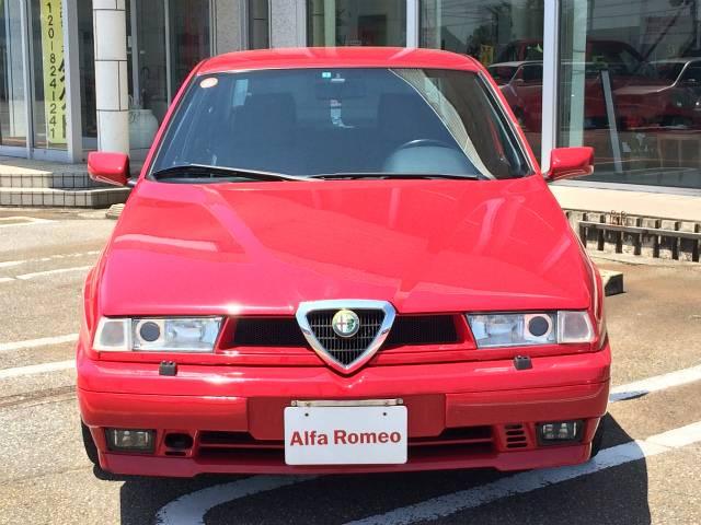 「アルファロメオ」「アルファ155」「セダン」「富山県」の中古車3