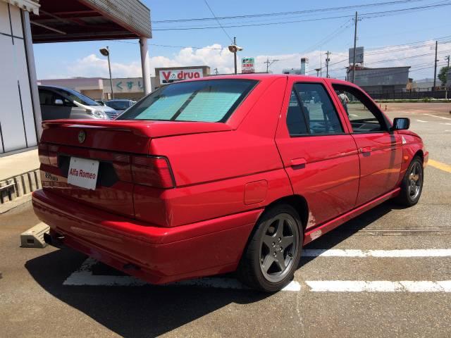 「アルファロメオ」「アルファ155」「セダン」「富山県」の中古車7