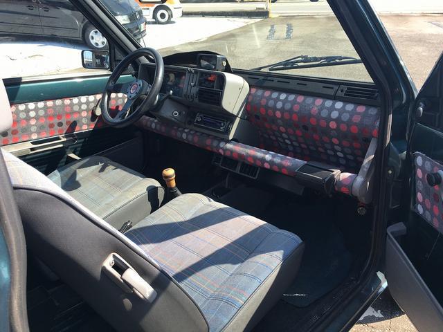 フィアット フィアット パンダ 4×4 4WD CD ETC アルミホイール