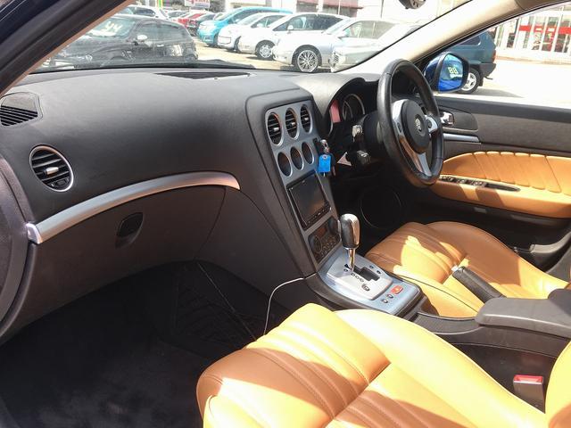 アルファロメオ アルファ159スポーツワゴン 3.2JTS Q4 Qトロニックセレクティブ ワンオーナー