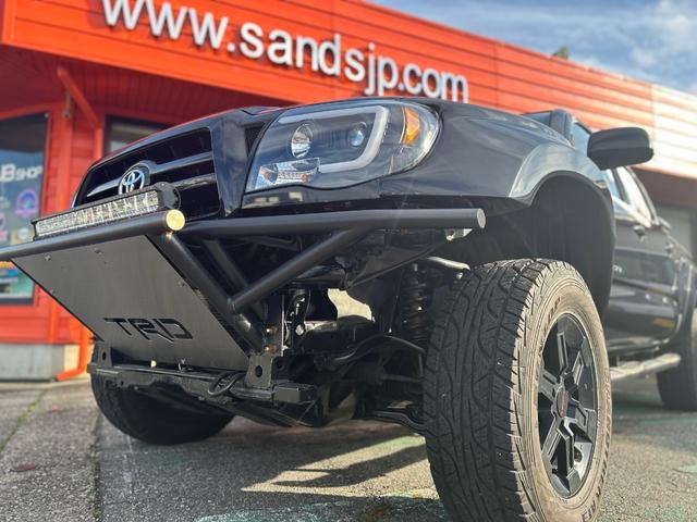 ダブルキャブ 4WD(9枚目)