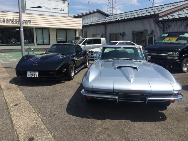 「シボレー」「シボレー コルベット」「クーペ」「富山県」の中古車15