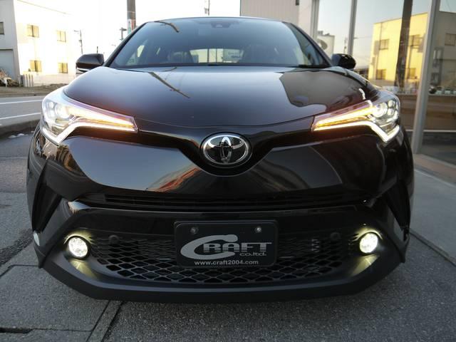 G-T 4WD ブラックレザー LEDヘッドランプ(18枚目)