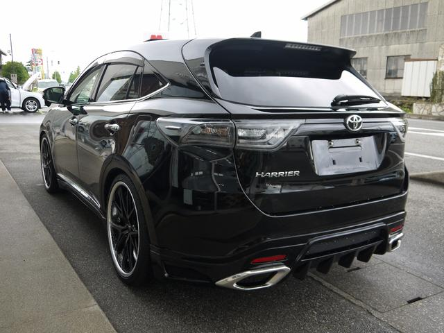 トヨタ ハリアー エレガンスCLIMATEコンプリート 東京オートサロンモデル