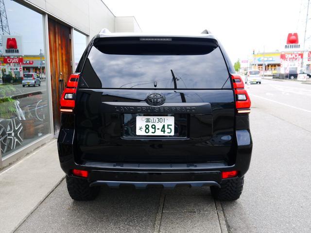 トヨタ ランドクルーザープラド TX LCLIMATE東京オートサロン出展車
