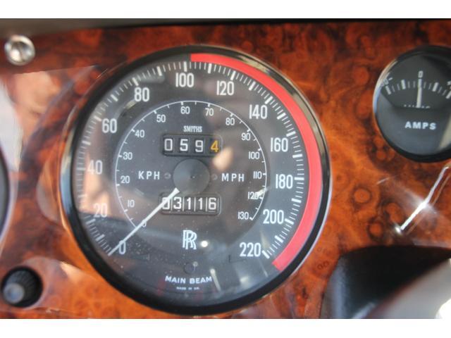 「ロールスロイス」「ロールスロイス シルバーシャドー」「セダン」「富山県」の中古車17