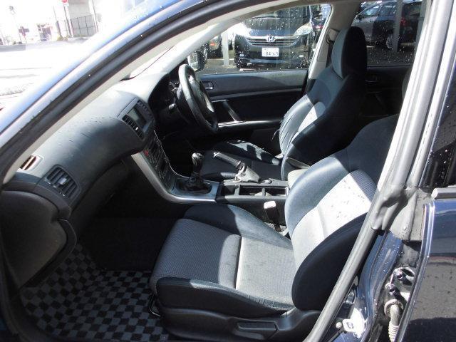 スバル レガシィツーリングワゴン GT 5MT 車高調 社外マフラー エアロ