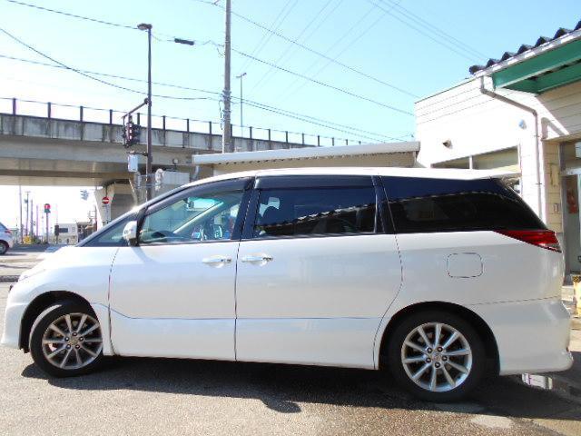 「トヨタ」「エスティマ」「ミニバン・ワンボックス」「富山県」の中古車4
