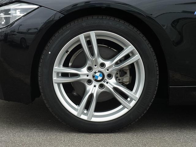 BMW BMW 318i Mスポーツ 純正HDDナビ 被害軽減ブレーキ