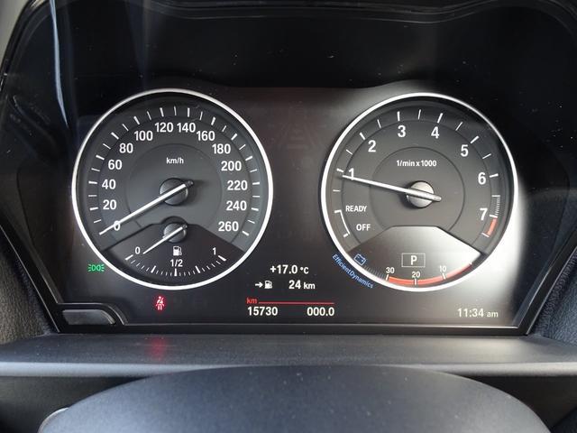118i ファッショニスタ オイスターレザー アクティブクルーズコントロール コンフォートアクセス 純正17インチアロイホイール 純正HDDナビ バックカメラ 車線逸脱警告機能 前車接近警告機能 被害軽減ブレーキ LED ETC(13枚目)
