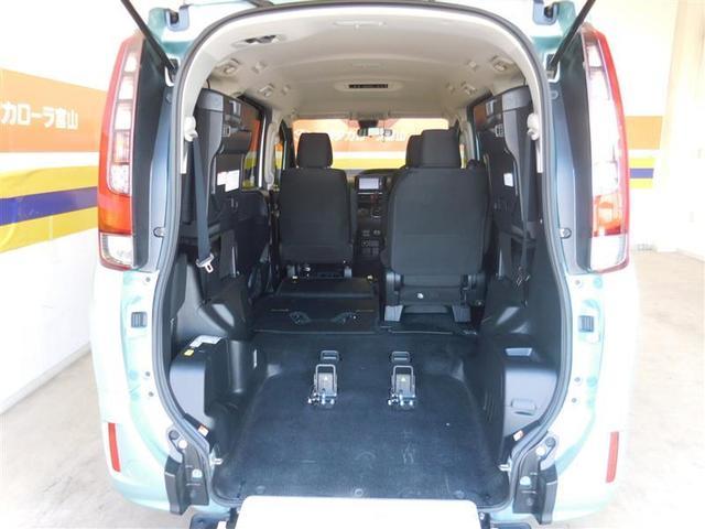 スロープタイプ1 クルマイス1 4WD フルセグ メモリーナビ DVD再生 バックカメラ 衝突被害軽減システム ETC 両側電動スライド LEDヘッドランプ ウオークスルー 乗車定員7人 3列シート アイドリングストップ(25枚目)