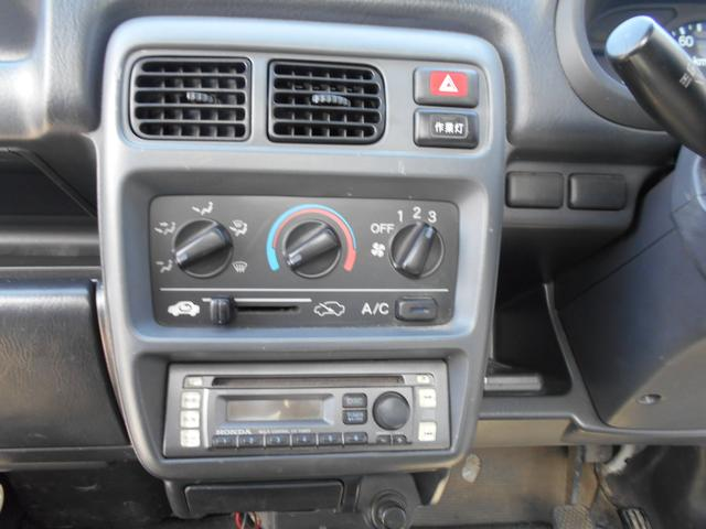ホンダ アクティトラック ベースグレード エアコン付