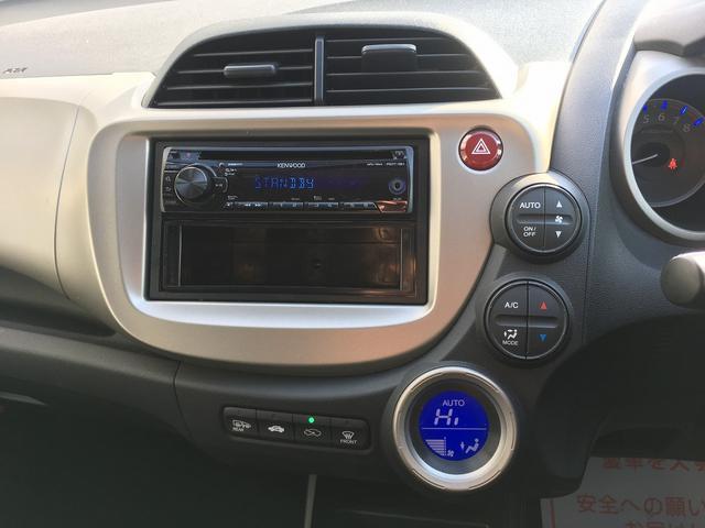 ホンダ フィットハイブリッド ベースグレード 新品アルミタイヤ
