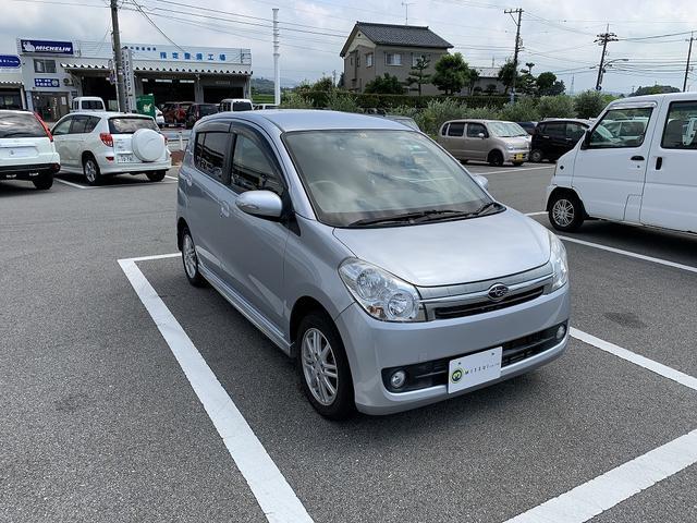 「スバル」「プレオカスタム」「軽自動車」「富山県」の中古車3