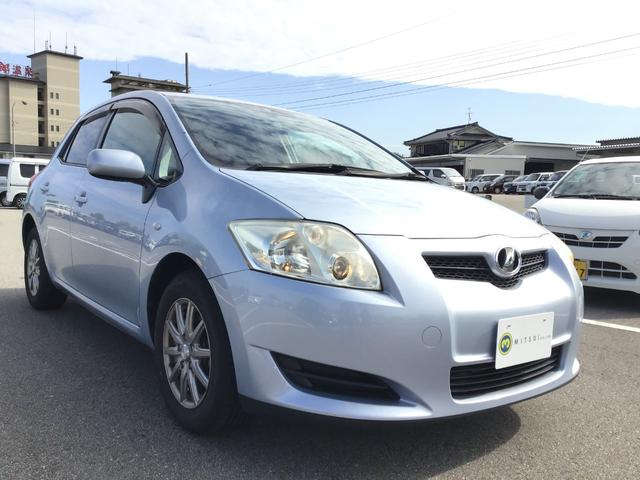 「トヨタ」「オーリス」「コンパクトカー」「富山県」の中古車6