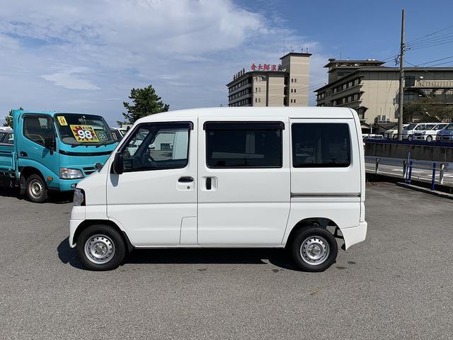 「三菱」「ミニキャブバン」「軽自動車」「富山県」の中古車4