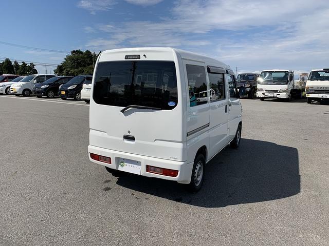 「三菱」「ミニキャブバン」「軽自動車」「富山県」の中古車6