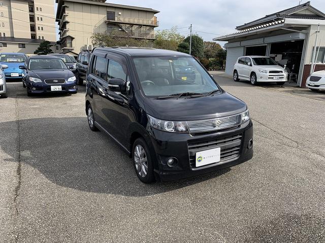 「スズキ」「ワゴンRスティングレー」「コンパクトカー」「富山県」の中古車3